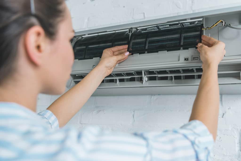 solar ac preventative maintenance